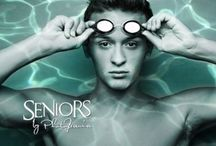 Swimmers / Swimming senior picture ideas for girls and guys. Swimming senior pictures. Sports senior picture ideas for guys and girls. Sports senior pictures.