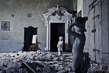 Atmospheric / beauty in ruin, decay, dereliction, and abandonment / by Esther Watson