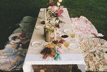 * Dinner Parties * / Canapés & Delish Meals
