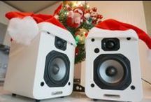 Merry Christmas with Ruark Audio / Merry Christmas with Ruark Audio