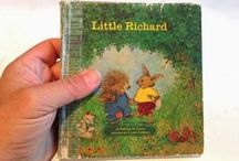 Loved to Pieces / Children's book authors and illustrators share vintage books from their childhood