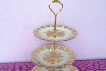 Stand porta cupcake / Distintos tipos de stand porta cupcake  Materiales , tamaños para montar los cupcake en Toda ocasión  Los adoro todos :)