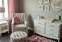 Baby girl's rooms