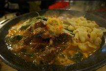Sinchon - 오갈비가 맛있기로 소문난 '벚나무집'  / Sinchon - 오갈비가 맛있기로 소문난 '벚나무집'