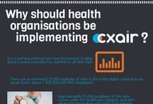 CXAIR for Health and Social Care / CXAIR is used within many Health and Social Care companies throughout the UK and has been integrated on top of major patient administration systems including RIO, SystemOne, EMIS and many others. CXAIR is user friendly and easy to integrate making reporting and data analysis easier than ever before.