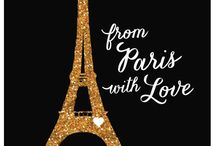 Aime❤️ PARIS / by Gigi from 🇨🇦
