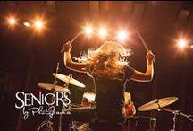 Drum and Drummer / Drum senior pictures. Senior picture ideas for drummers.