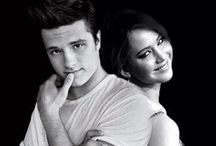 Josh Hutcherson and celebrities / My crush. No one touch the Hutch! I love him. I have OJHD. He is such a great actor and he is so gorgeous!❤️ other celebrities are on here too..... / by Aly Fenoglio