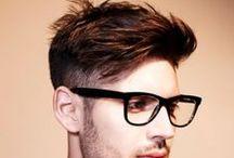 Mens Hair / All types of hair styles for Men