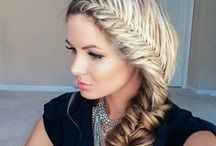braids for long hair / by Sam Villa's Hair Show
