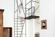 interior STAIRS schody