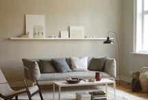 interior LIVING ROOM obývačka