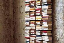 interior BOOKCASE knižnica