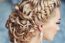 HairShow Wedding Hair / Inspiration for the BIG DAY. Find a look you love and share it with your Sam Villa Blow out Stylist and let the MAGIC BEGIN! / by Sam Villa's Hair Show