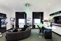Salon Pics / Relax in our luxurious reception lounge x