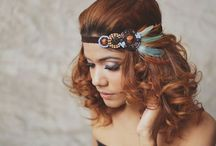 Boho hair / For long, short, medium long and all over! Tutorials and photography