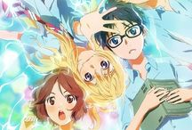Your lie in April!!! / This is a must watch for every otaku/musician who loves to cry and watch a bit of romance