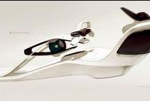 automotive sketch / transportation sketches,conceptual sketches