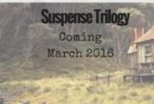 The Syndicate-Born Suspense Series / Book #1: Red on the Run (3/28/16) (1st Edition titled Season) Book #2: Black and White Truth (9/16) Book #3: True Blue Son (3/17)  Book #4: Season's Beginning