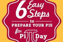 Pie Baking & Decorating / Baking the perfect pie is no easy task. Check out these pie tricks & tips that will help the process go a little smoother.