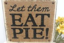 Living the Pie Life / Celebrating Pie Enthusiasts