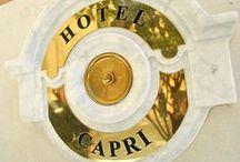 Hotel Carlton Capri / Una sobria e raffinata eleganza, impreziosita da dettagli tipicamente veneziani, definisce le atmosfere di charme garbato dell'Hotel Carlton Capri, uno tra i più apprezzati hotel 3 stelle a Venezia.