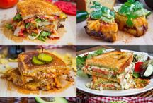 Pizzas Burgers Sandwiches Rolls & Wraps