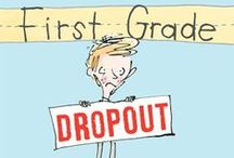 Five Favorite Back-to-School Books -- selected by Audrey Vernick