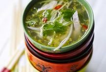 Soups & Stews / Warm and comforting soups and stews for the winter, as well as cool and refreshing soups for the summer.
