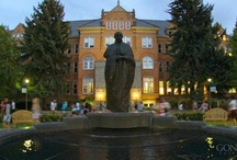 Campus / by Gonzaga University