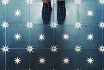 Hidraulic & Old tiles