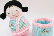 Crocheting / by Michaela Fischer