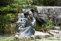 Gardens and Landscape Designs / ~Dreams of Saint Fiachra, the Patron Saint of Gardeners~ / by Jeannie McElroy
