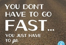 Fitspiration / Consistent fitness is a challenge, get inspired here!