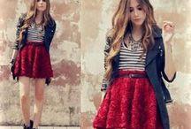 Fashion / The clothes ı like ..