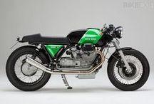 Motorbikes who are nice / by Peter J. Pakvis