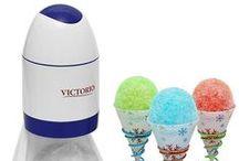 Victorio Ice Treat options