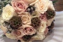 Inspiration Bridal bouquets