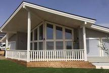 Casa de madera fachadas / Casas de madera de Kuusamo Houses España