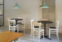 Cafes & Cool spaces