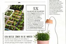 Bulbo in the news / A collection of publications featuring Bulbo lights and products