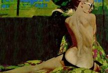Illustrator - Robert McGinnis