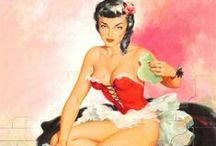 Pin Ups - Art Frahm