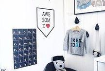 Boys room / Boys room decor