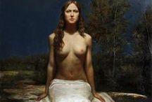 Art - Modern Nude 1
