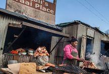 South African food / by Ilse De Wet