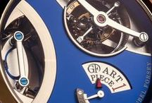 Watches: Greubel Forsey / Greubel Forsey - Art of Invention - Robert Greubel & Stephen Forsey - www.greubelforsey.com