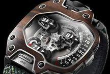 Watches: Urwerk / Urwerk - Baumgartner & Frei - Zürich - Genève - www.urwerk.com