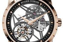 Watches: Roger Dubuis / Roger Dubuis - Horloger Genevois - www.rogerdubuis.com