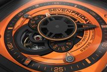 Watches: sevenfriday / sevenfriday - www.sevenfriday.com